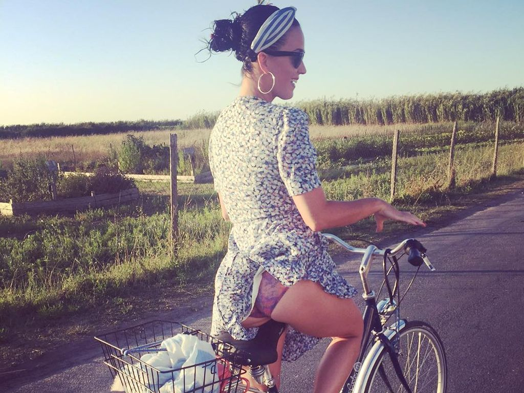 Katy Perry in Frankreich