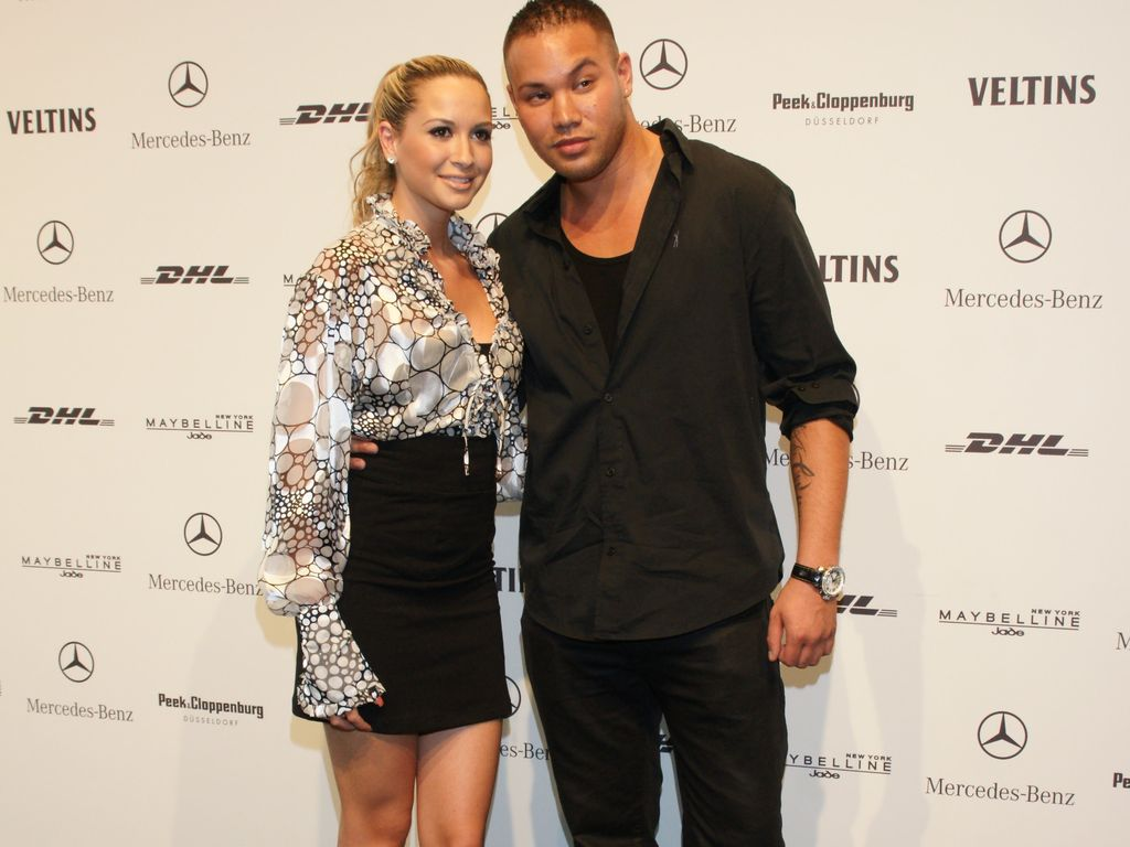 Kay One und Mandy Capristo