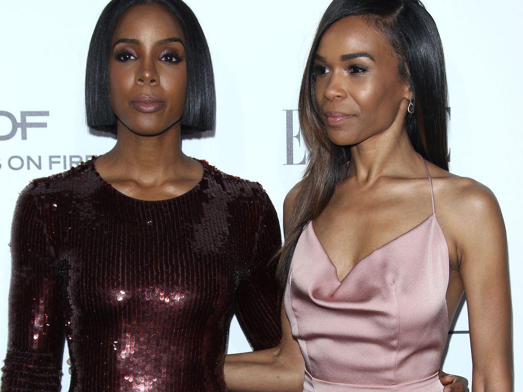 """Kelly Rowland und Michelle Williams bei den """"ELLE Women in Hollywood Awards"""" in Beverly Hills"""