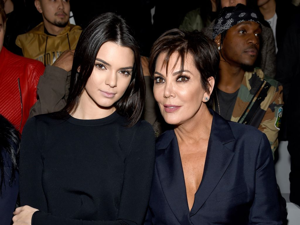 Kendall Jenner und Kris Jenner