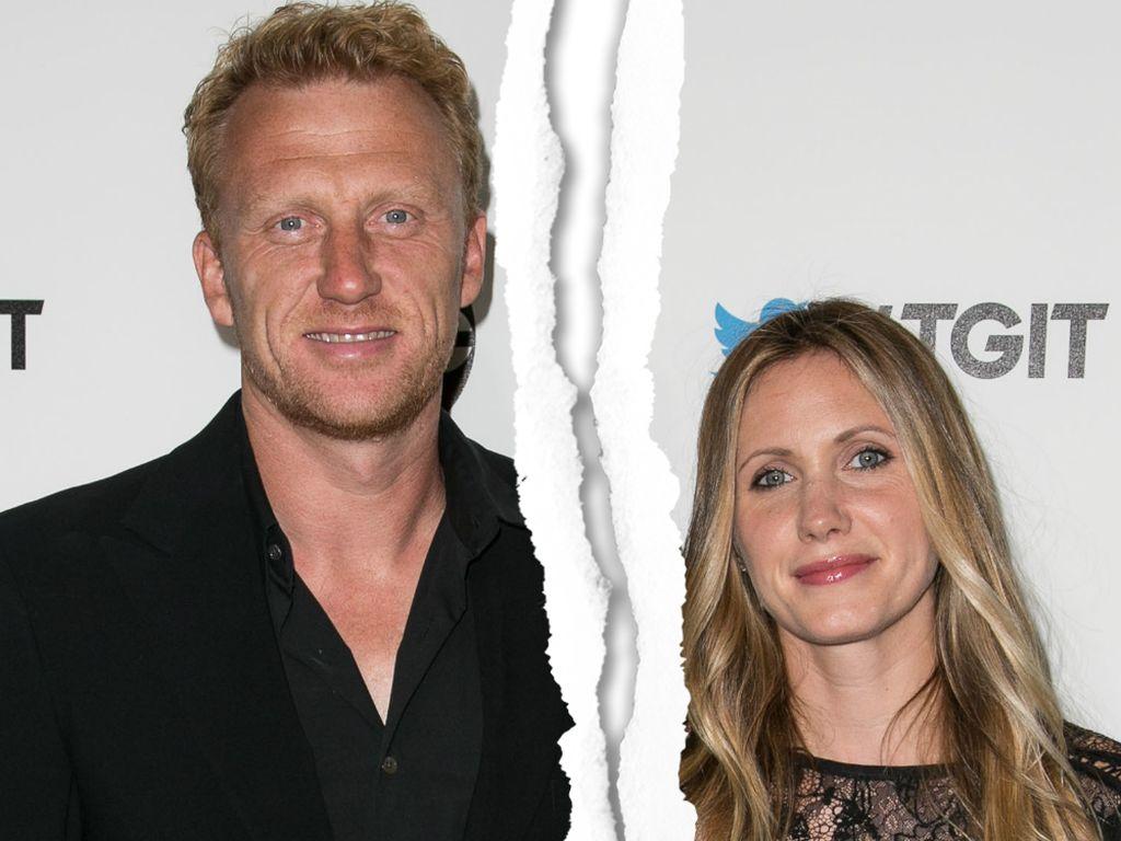 Kevin McKidd und Jane Parker