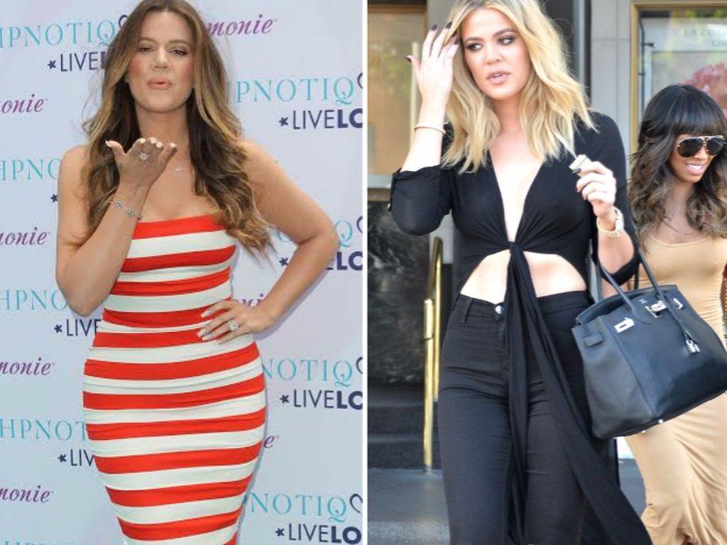 Khloe Kardashian 2013 und 2016