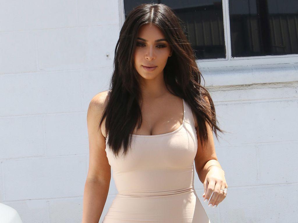 Kim Kardashian in L.A.