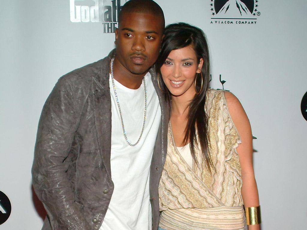 Sänger Ray J und Kim Kardashian