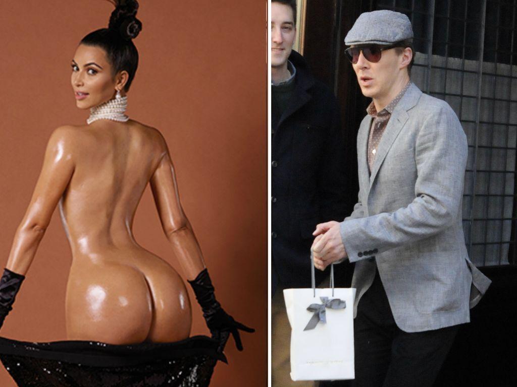 Kim Kardashian: Komplett nackt im Paper Magazine
