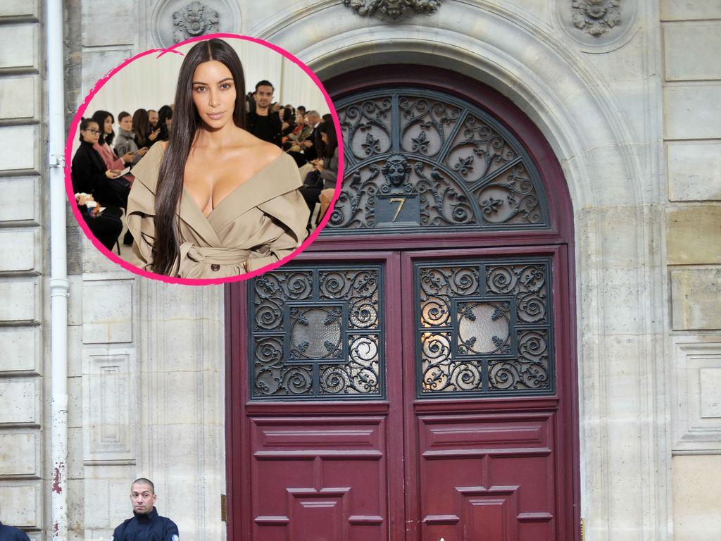 Kim Kardashian und ihr Appartement in Paris