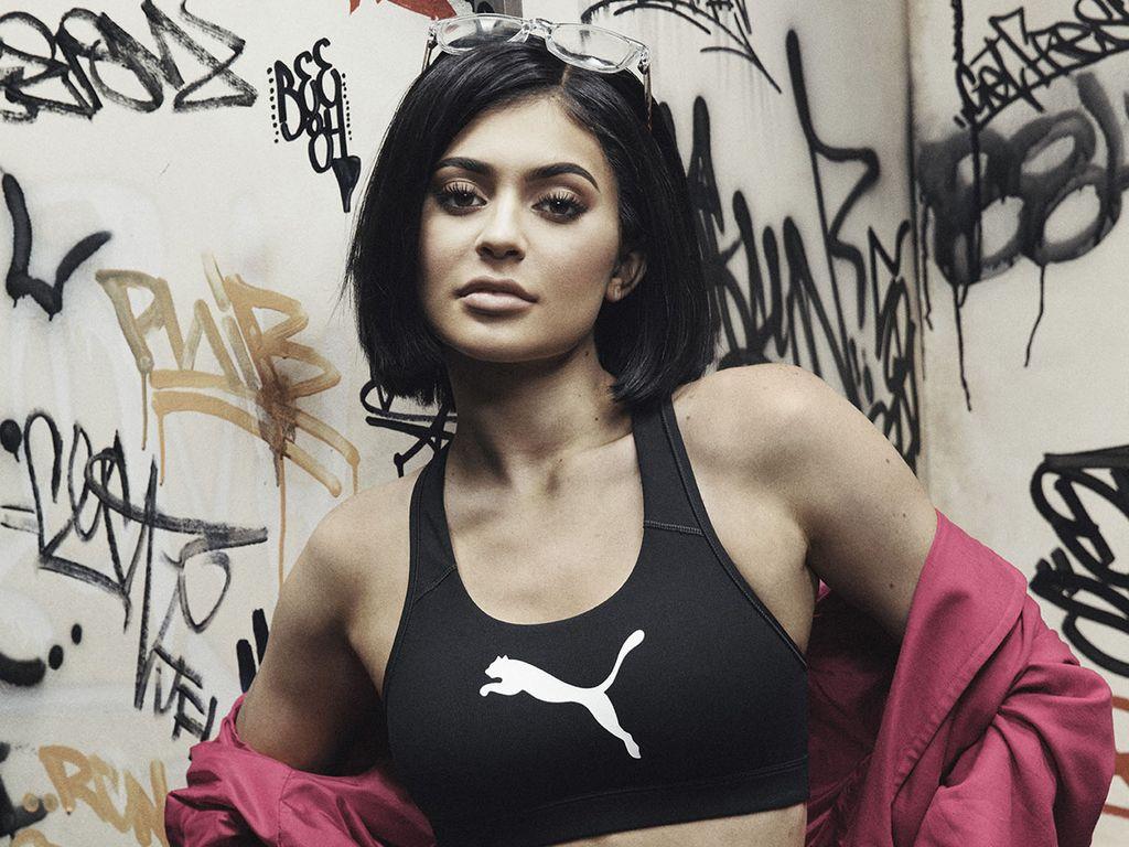Kylie Jenner für Puma