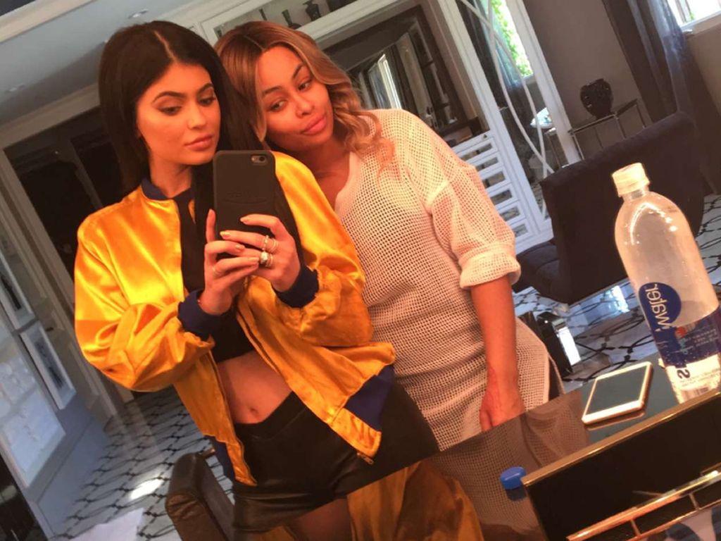 Blac Chyna und Kylie Jenner