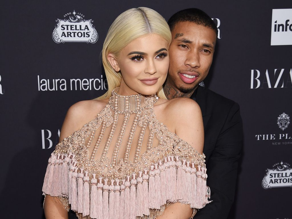 Kylie Jenner und Tyga im September 2016 in New York