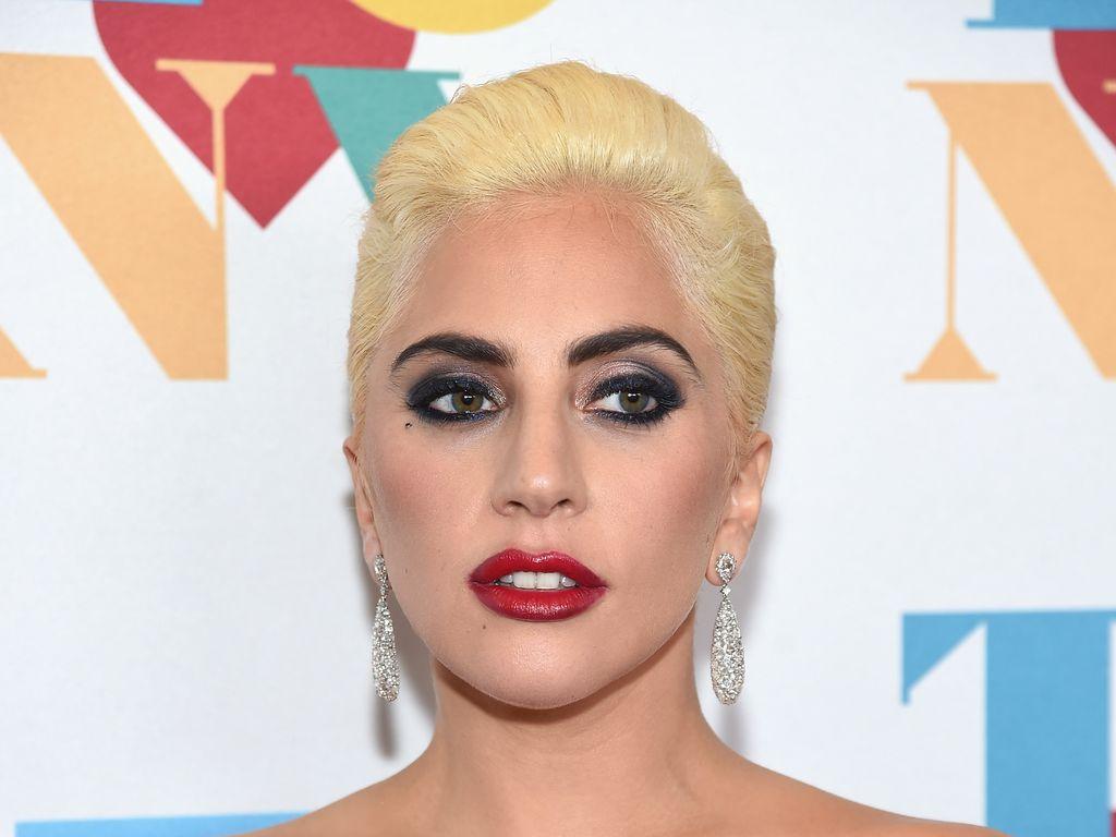 Lady GaGa bei den Feierlichkeiten zu Tony Bennetts 90. Geburtstag