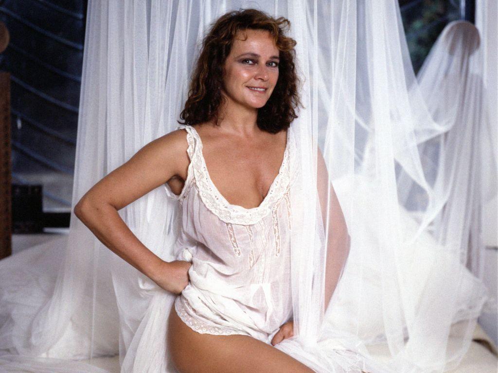 80er Jahre Schauspielerin in Dessous