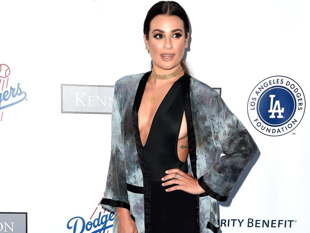 Lea Michele, US-amerikanische Sängerin und Schauspielerin
