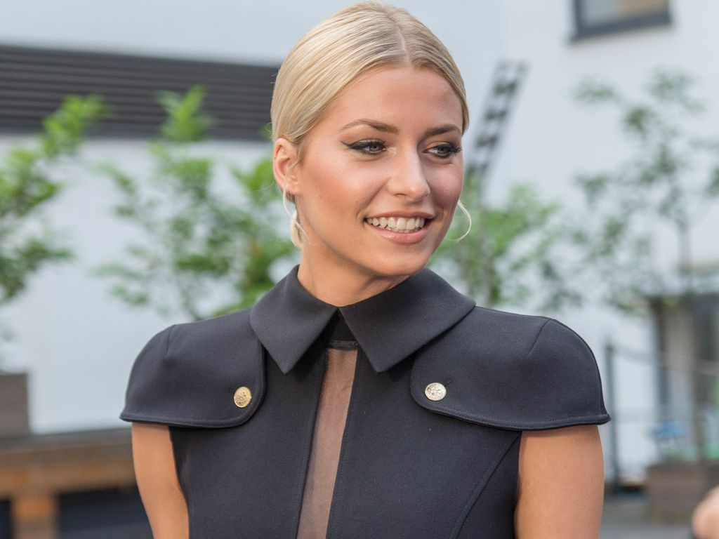 Lena Gercke auf der Berlin Fashion Week 2016