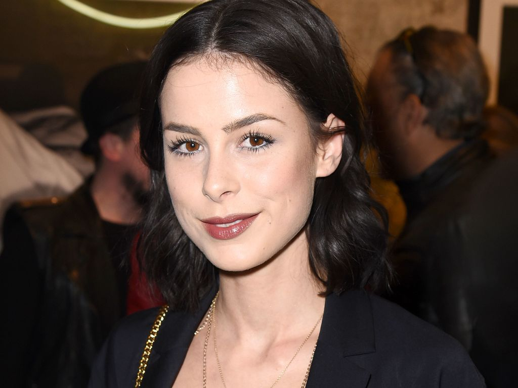 "Lena Meyer-Landrut bei der ""Love Don't Break Me""-Ausstellung von Bill Kaulitz in Berlin"