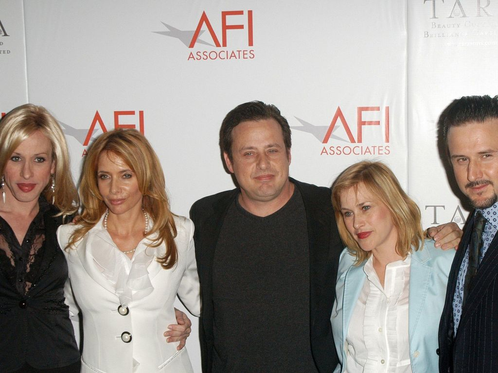 Alexis Arquette, Rosanna Arquette, Richmond Arquette, Patricia Arquette, David Arquette