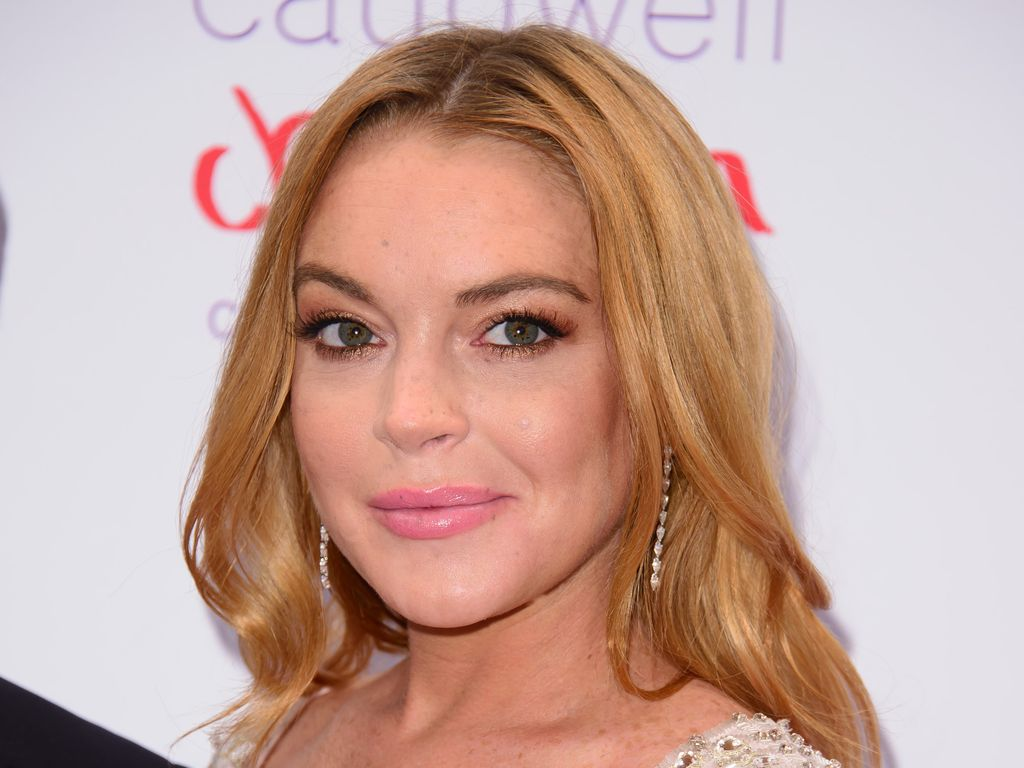 "Lindsay Lohan beim ""The Caudwell Children Butterfly Ball 2016"""