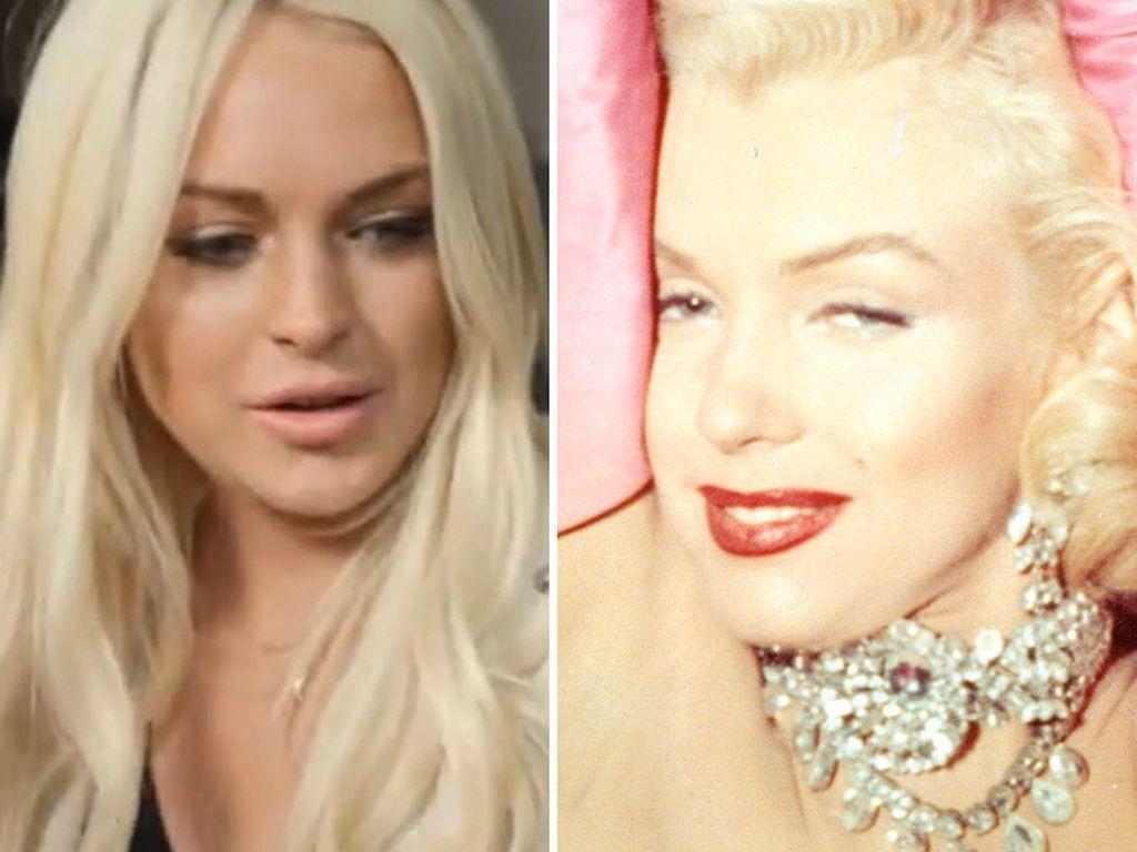 Lindsay Lohan : nue, elle se sent sexy ! - Closer