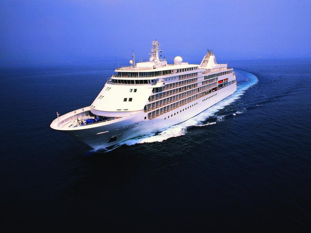 Luxus-Kreuzfahrtschiff