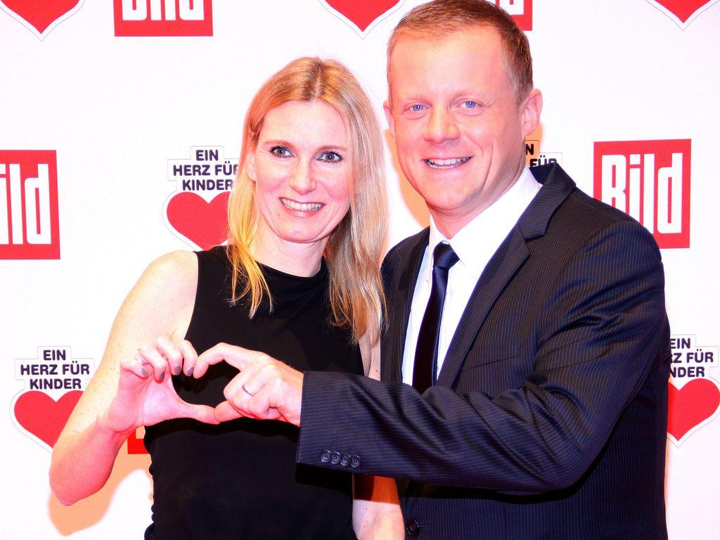 Marc Bator mit seiner Frau