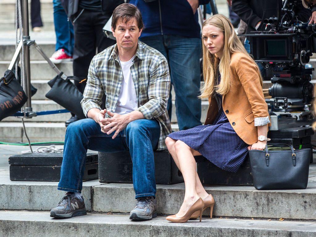 Amanda Seyfried und Mark Wahlberg