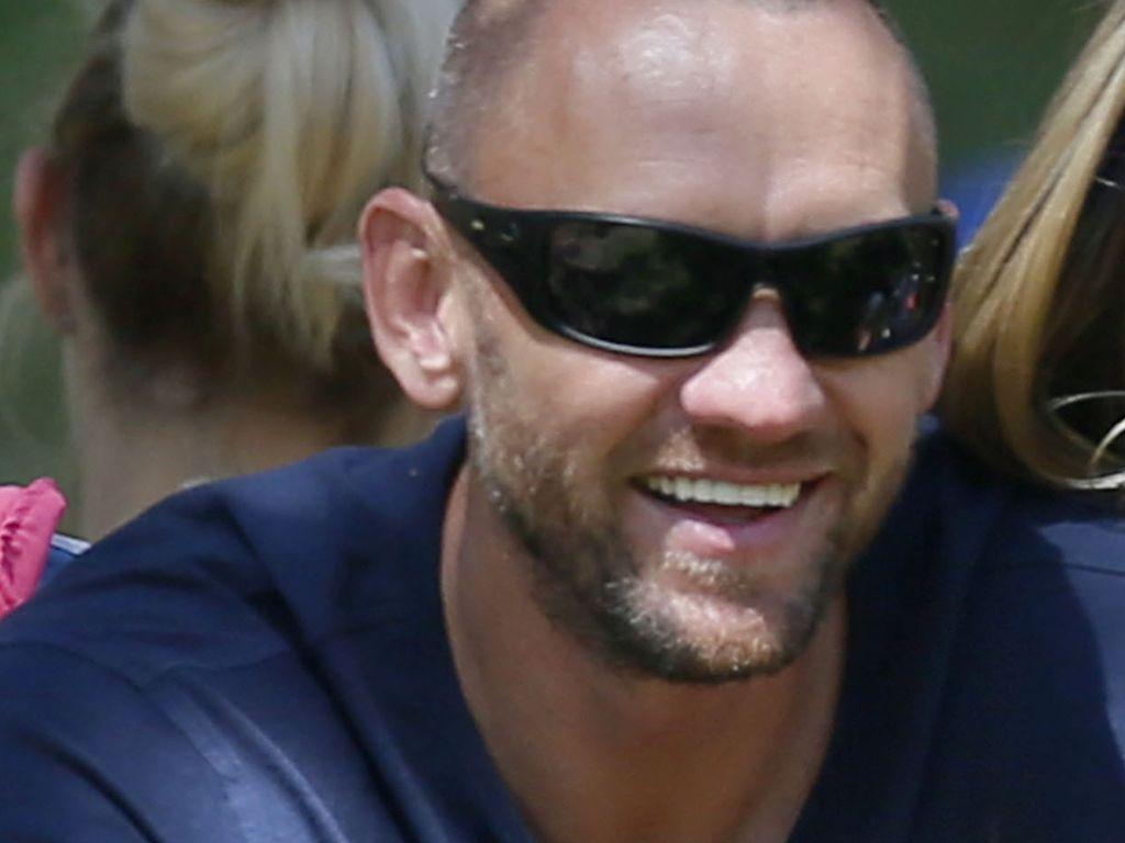 Martin Kirsten, ehemaliger Bodyguard und Freund von Heidi Klum