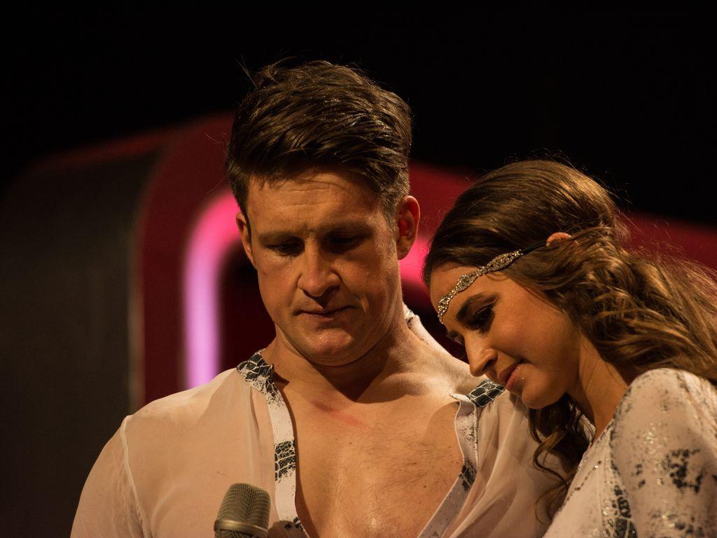 Ekaterina Leonova und Matthias Steiner