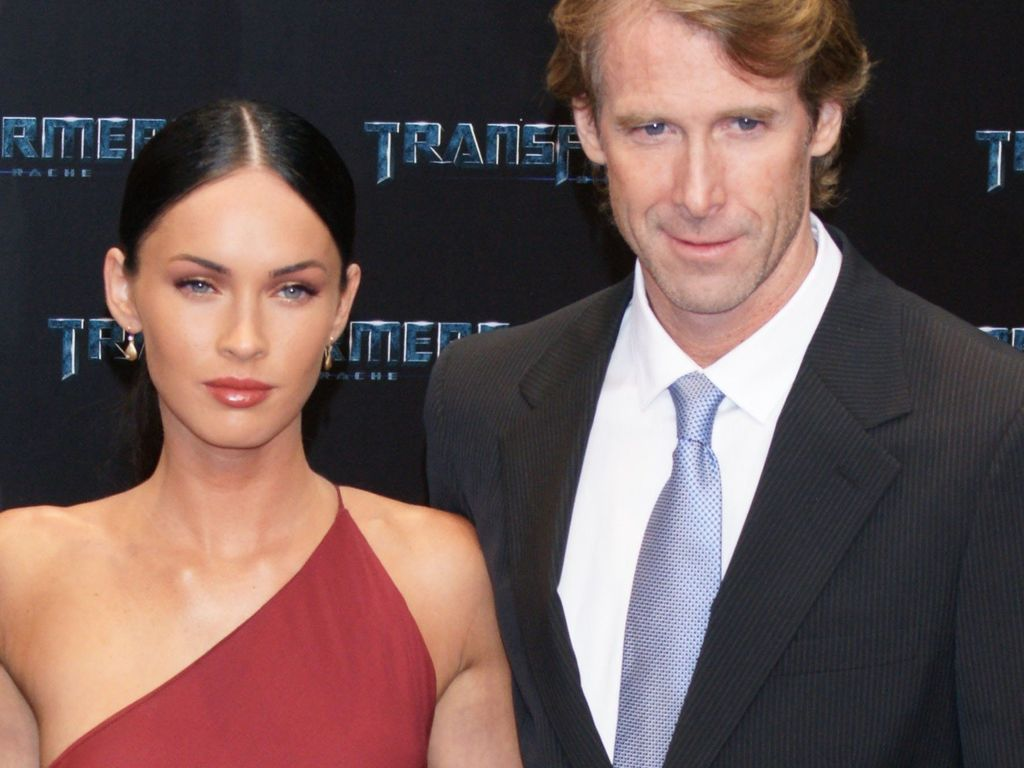 Megan Fox und Michael Bay