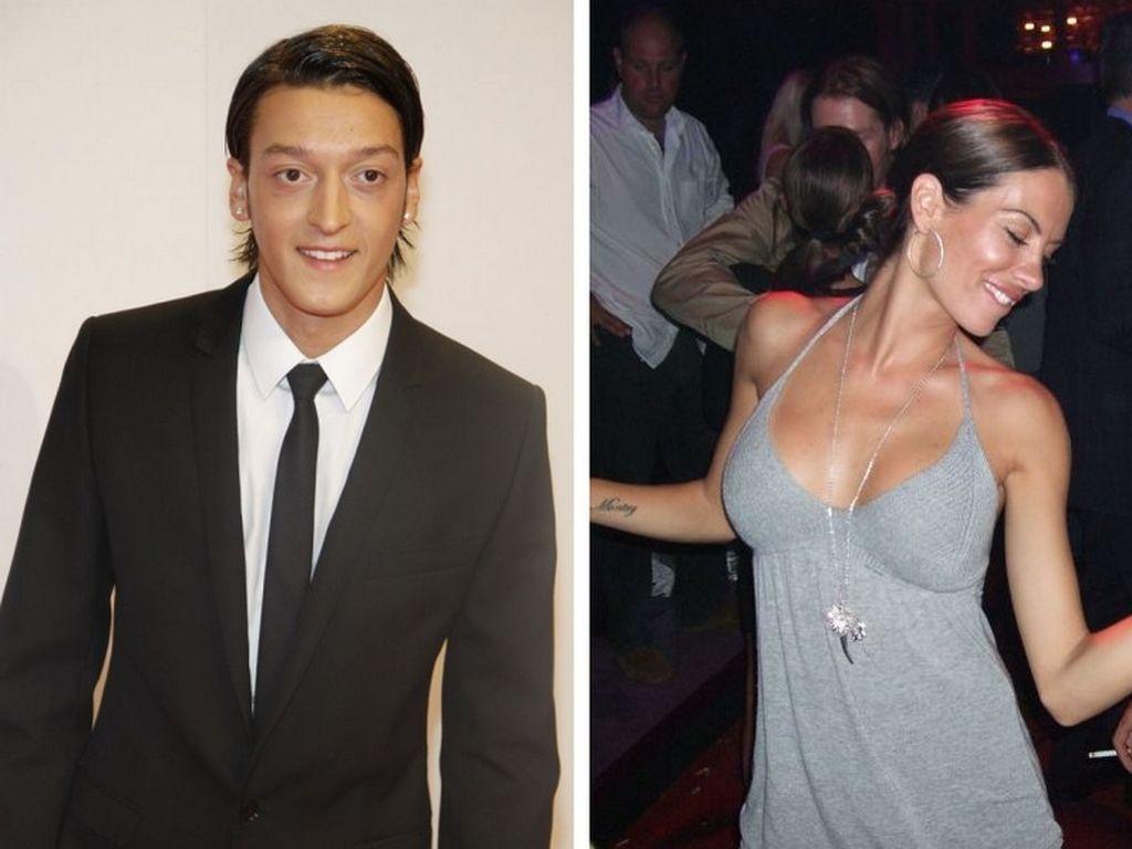 Mesut Özil und Connor-Schwester: Alles Aus   Promiflash.de