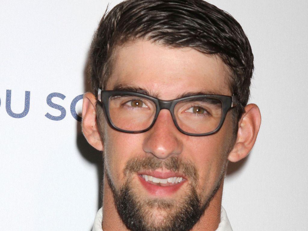 "Michael Phelps bei der ""Cirque du Soleil-Gala"" in Las Vegas"