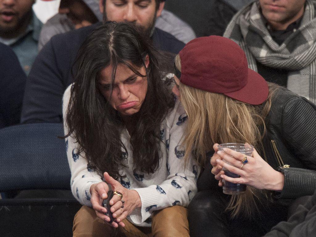 Cara Delevingne und Michelle Rodriguez