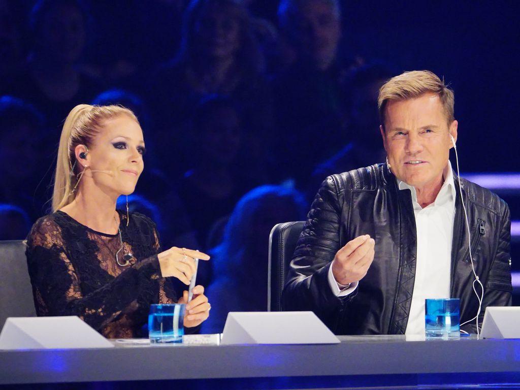 Michelle und Dieter Bohlen