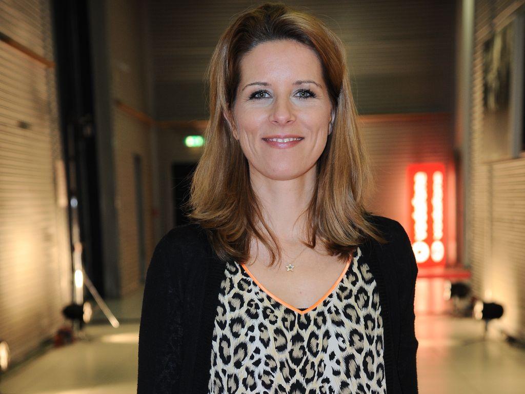 Miriam Lange beim RTL Spendenmarathon