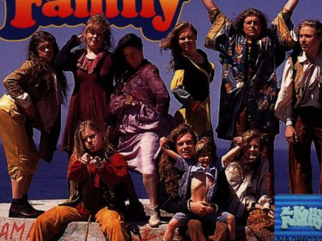 """Almost Heaven"" von The Kelly Family"