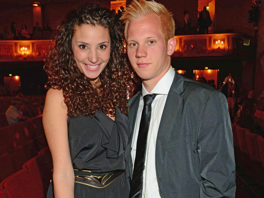 Nadine Menz und Sascha Bigalke