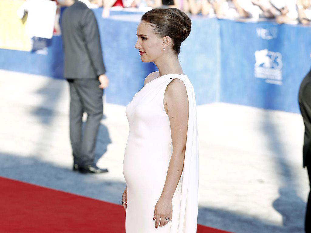 Natalie Portman beim Venedig Film Festival