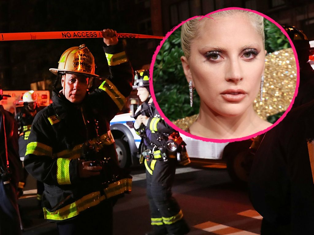 New York nach Bomben-Explosion und Lady Gaga
