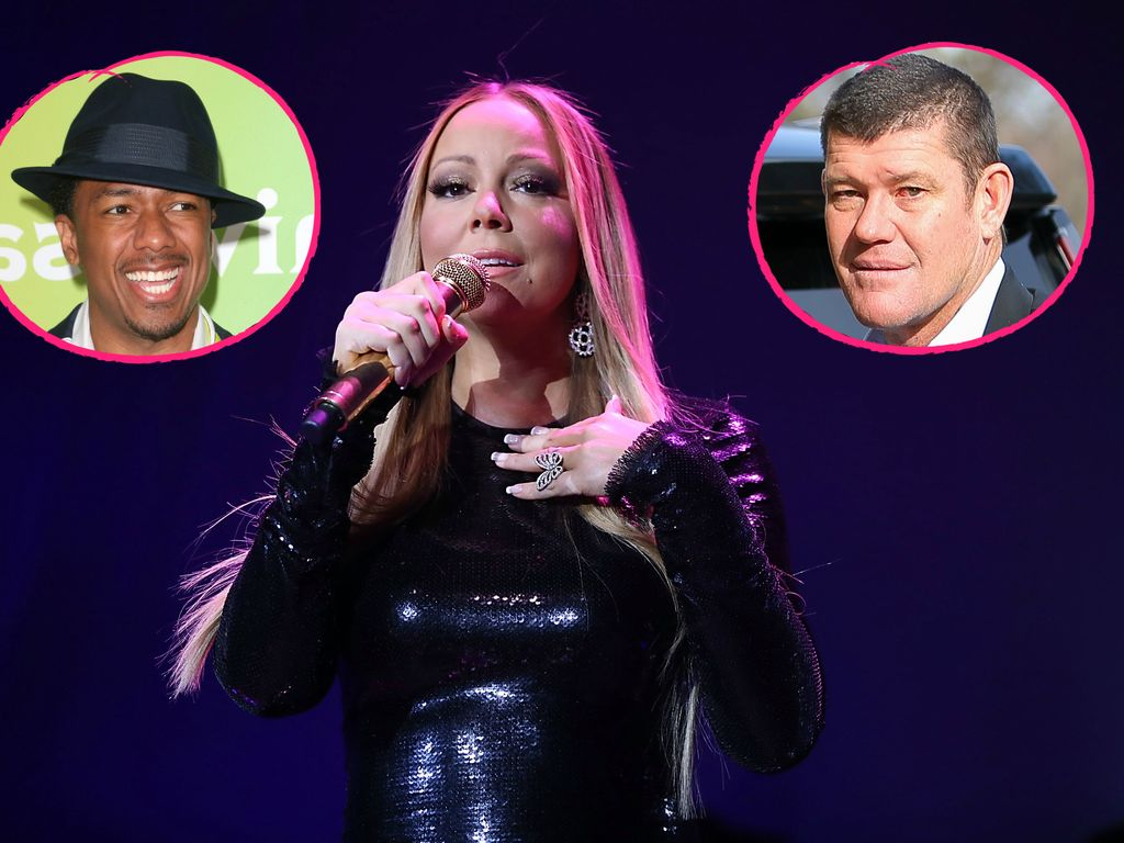 Nick Cannon, Mariah Carey und Jack Packer