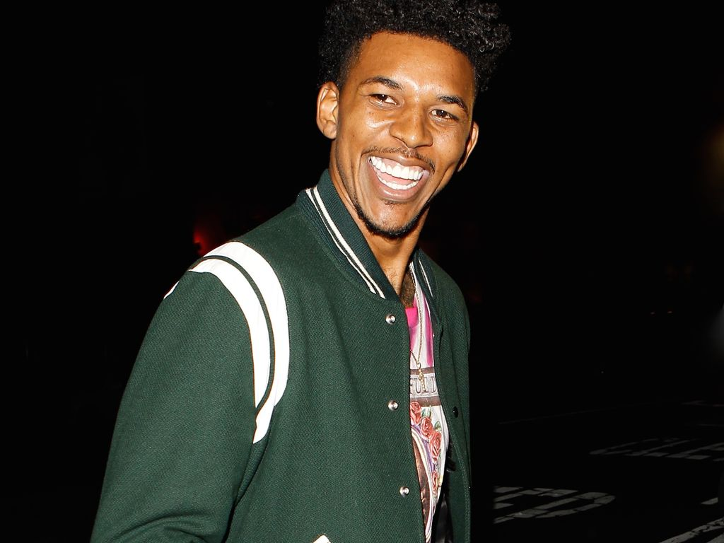 "Nick Young in der ""The Nice Guy""-Bar in Los Angeles"