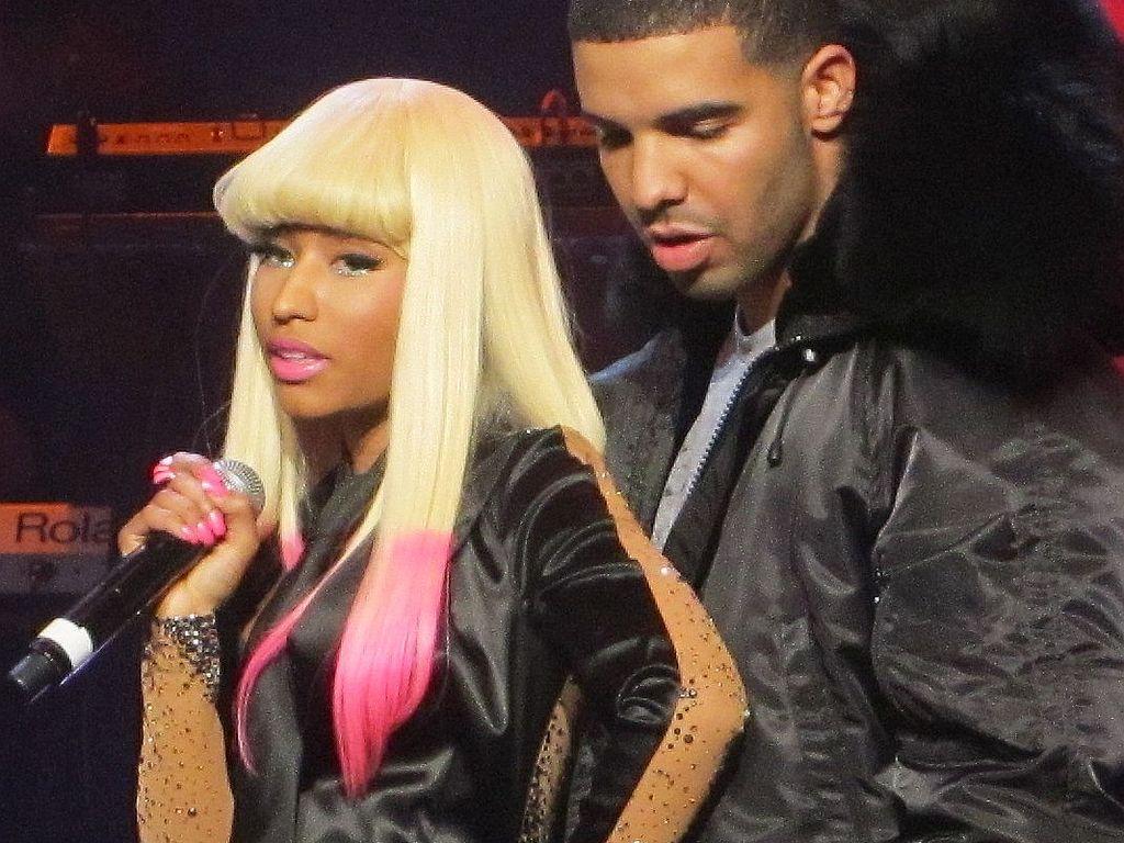 Drake und Nicki Minaj