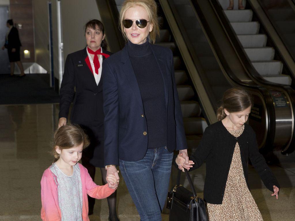 Nicole Kidman und Sunday Rose Kidman Urban