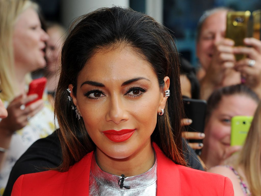 Nicole Scherzinger bei X-Factor-Auditions in Leicester, England