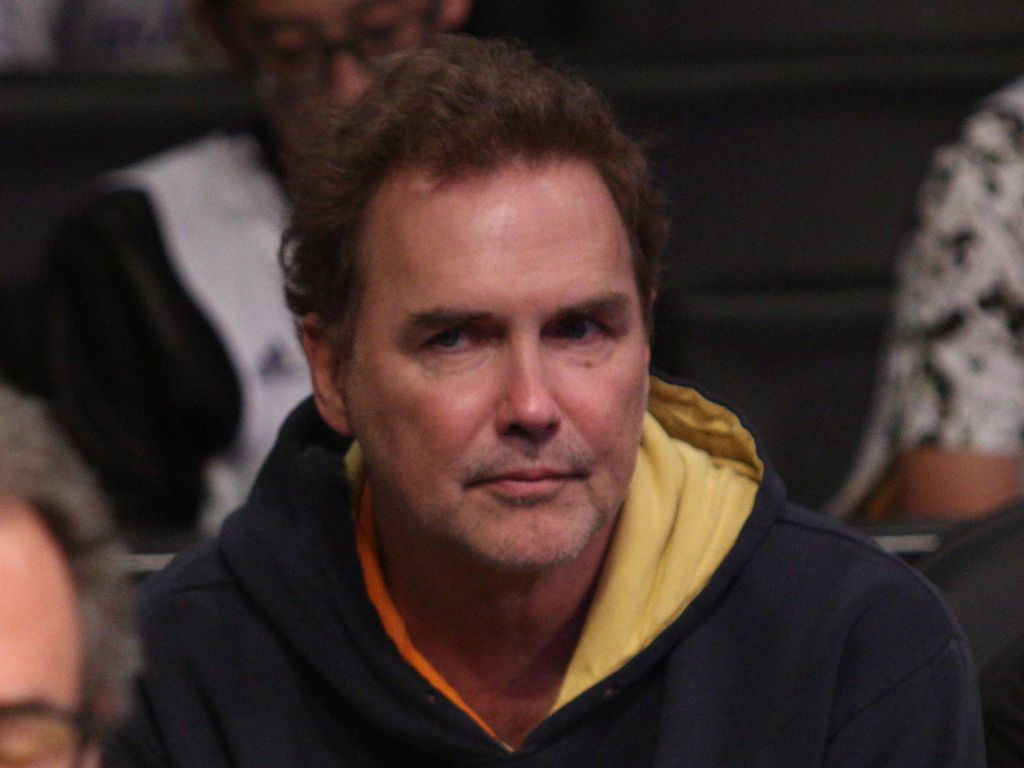 Norm Macdonald in Los Angeles
