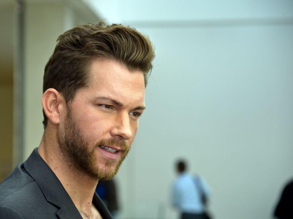 Ex-Bachelor Oliver Sanne