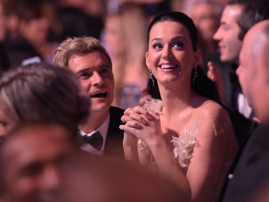 "Orlando Bloom und Katy Perry beim ""12th annual UNICEF Snowflake Ball"""