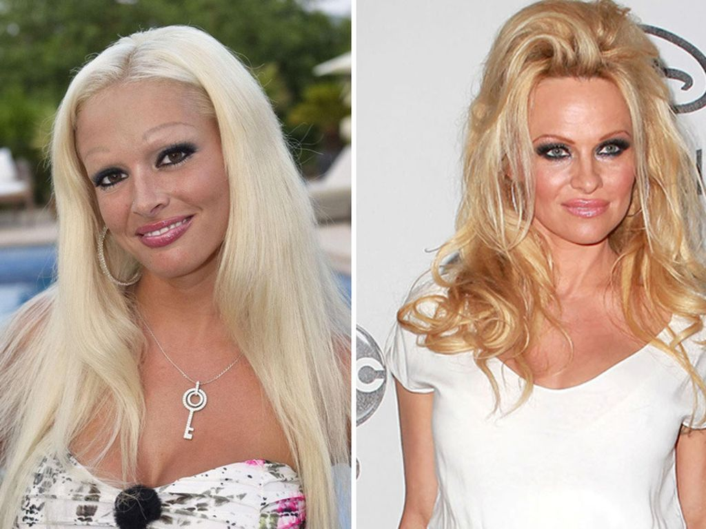 Pamela Anderson nackt, Oben ohne Bilder, Playboy