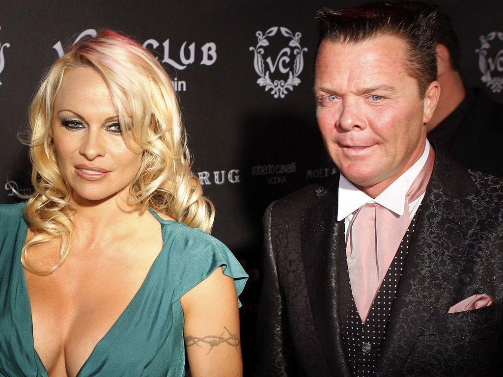 Pamela Anderson und Prinz Marcus von Anhalt