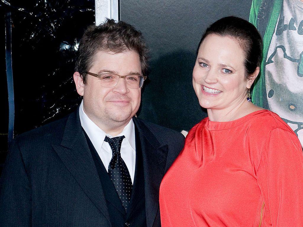 Patton Oswalt und seine Ehefrau Michelle