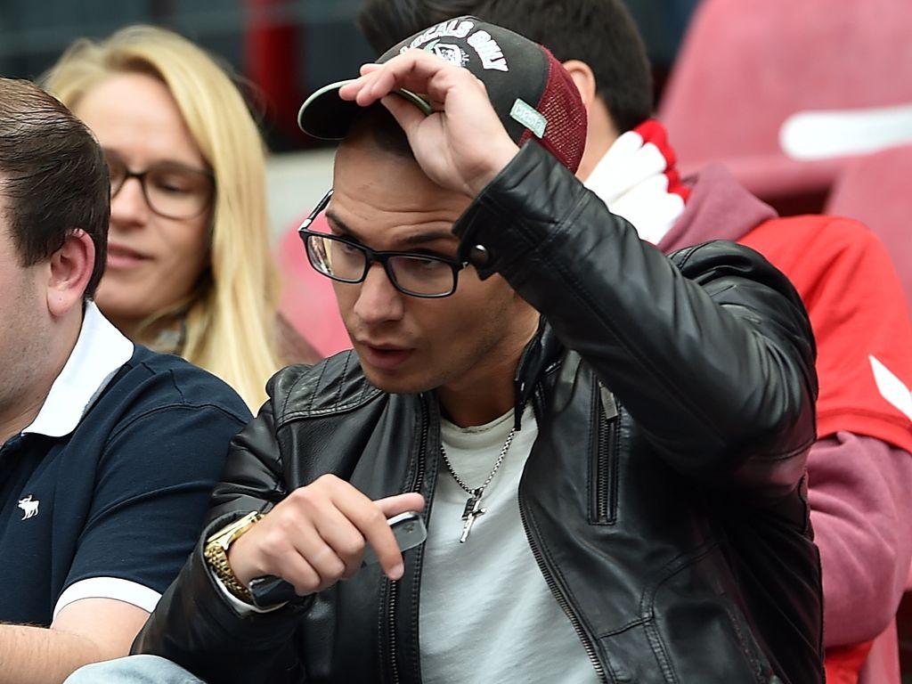 Pietro Lombardi ohne Ehring beim Spiel 1.FC Köln vs FC Ingolstadt