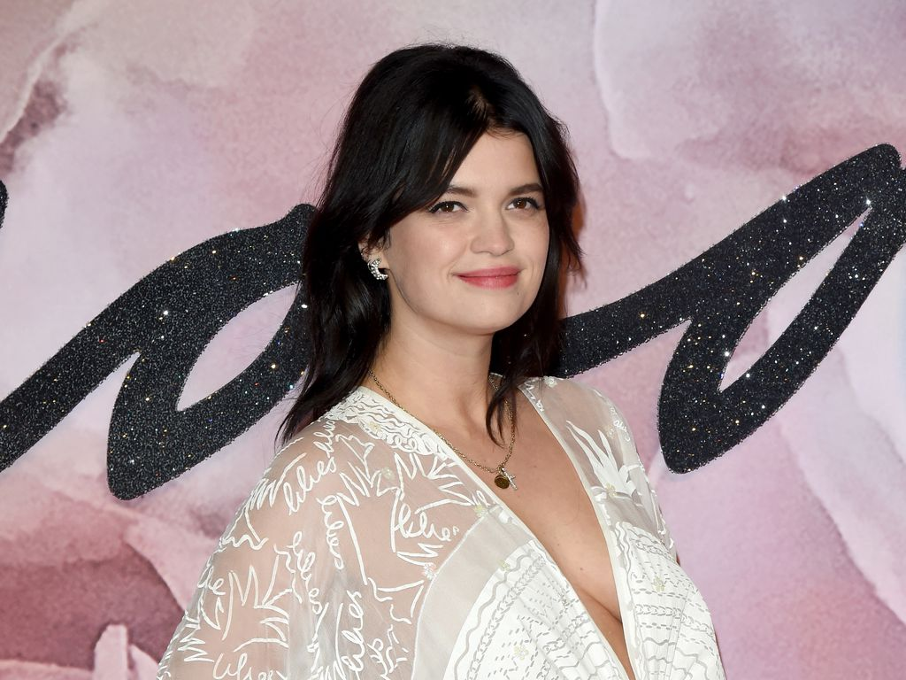 Pixie Geldof bei den Fashion Awards 2016 in London