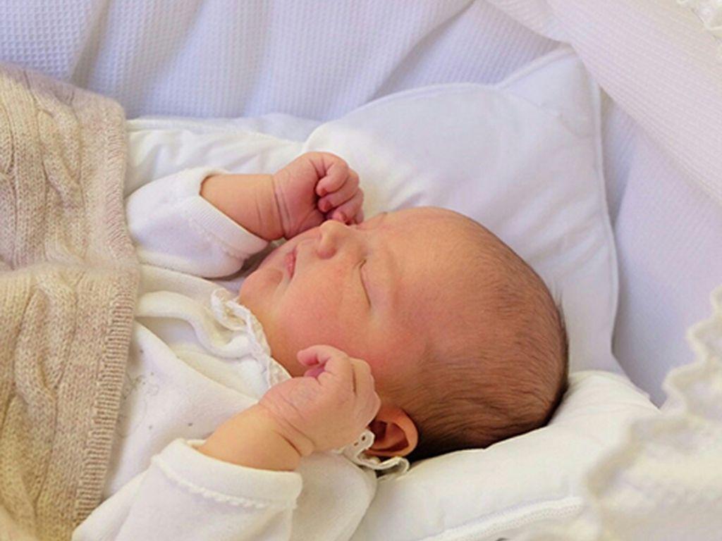 Prinz Alexander von Schweden, erstes offizielles Foto